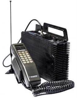 telefono cellulare 1985 vodafone