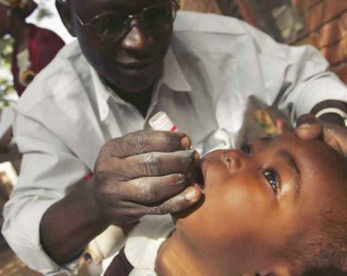 Africa vaccinazione antipolio poliomielite
