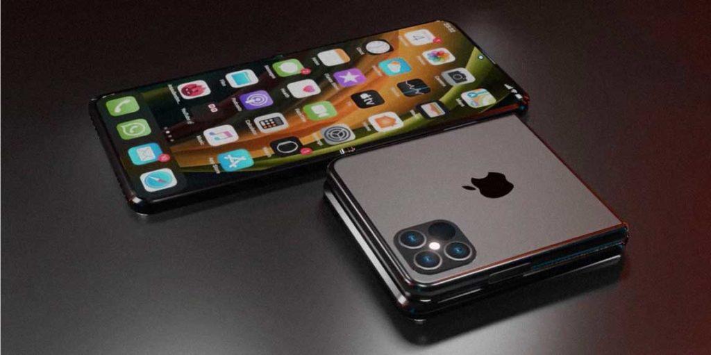 iphone 12 pieghevole iOS 14