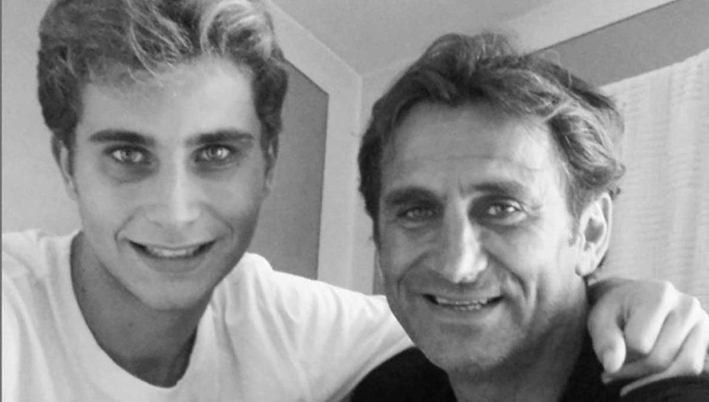Niccolo e Alex Zanardi