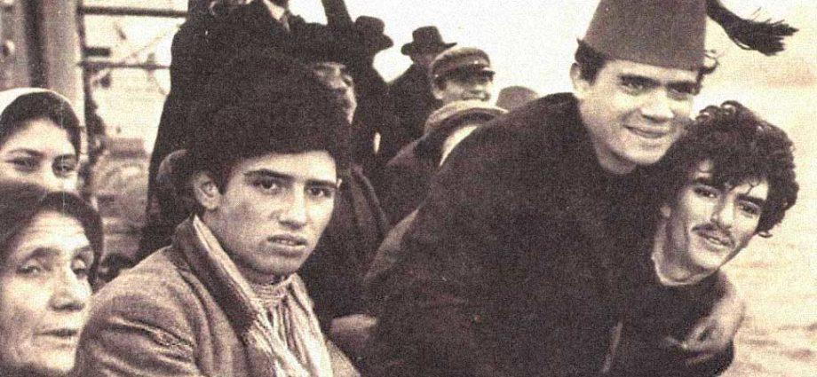 America America il ribelle dell'Anatolia di Elia Kazan 1963