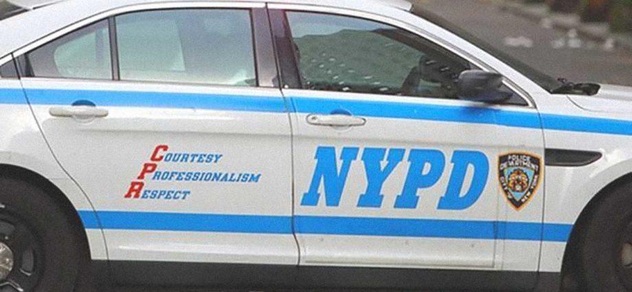 NYPD auto Polizia New York