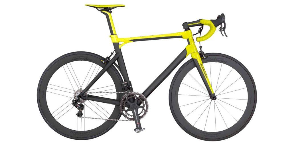 bicicletta Lamborghini