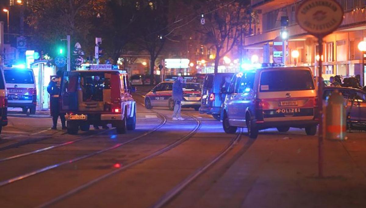 attentato Vienna 2 novembre 2020