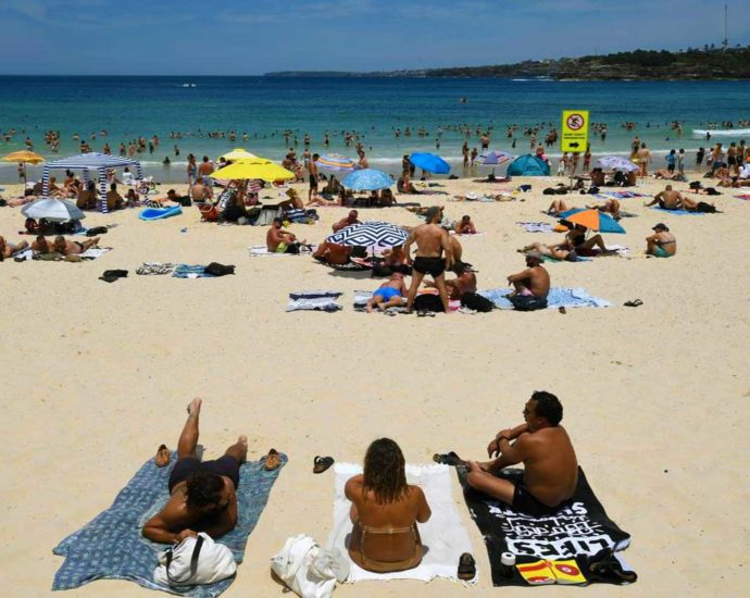 spiaggia Sidney Australia