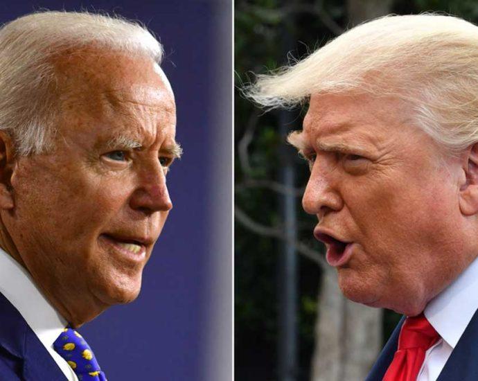 Biden Trump elezioni presidenziali Usa 2020
