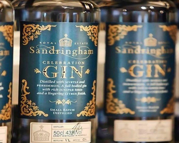 Gin della Regina Elisabetta