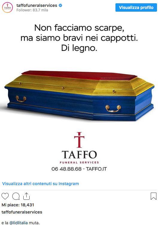 Taffo bara Lidl