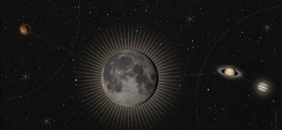 congiunzione giove saturno stella di natale