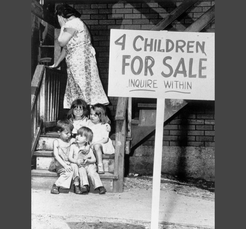 figli in vendita