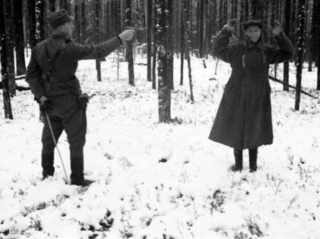 spia sovietica giustiziata