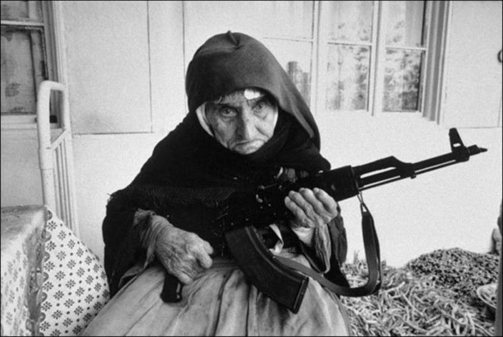 guerriera 106 anni