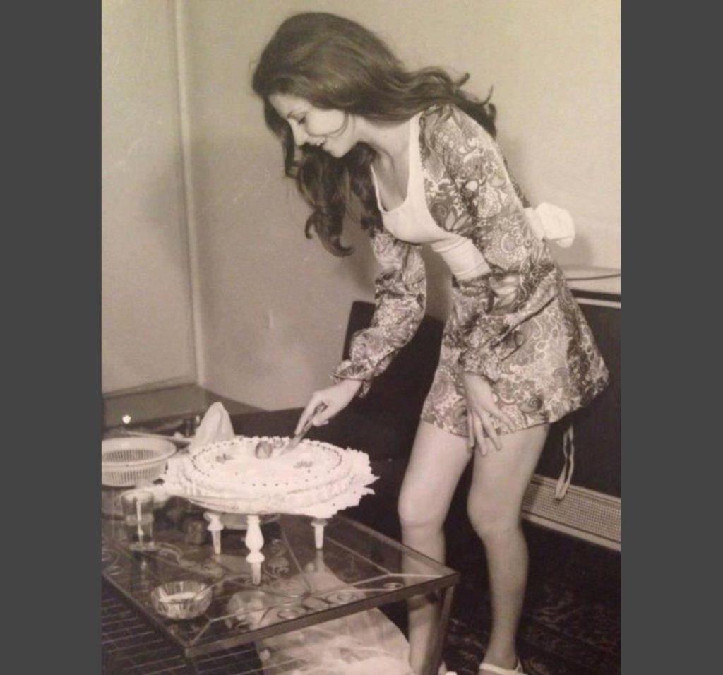 Compleanno in Iran, 1973