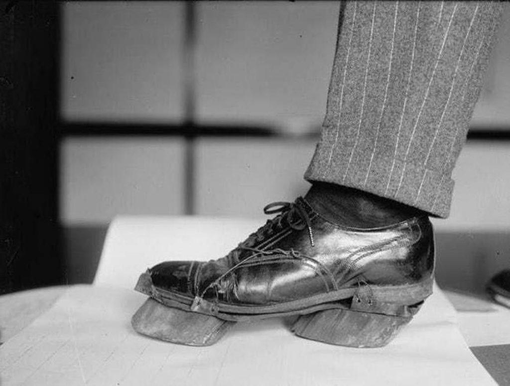 scarpe mucca