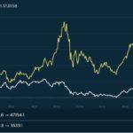 salita Bitcoin ed Ethereum primavera estate 2021